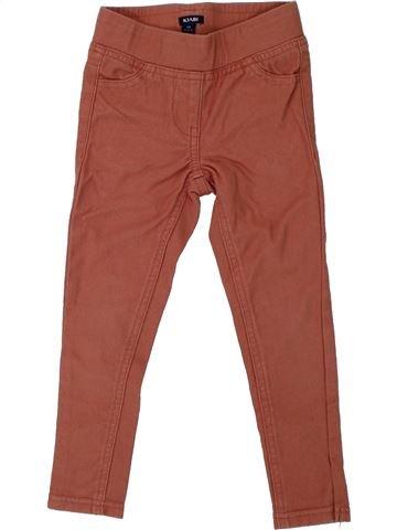 Pantalon fille KIABI violet 4 ans hiver #1432571_1
