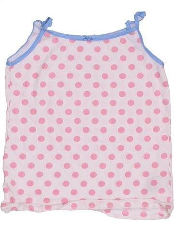 Camiseta sin mangas niña PRIMARK rosa 8 años verano #1432925_1