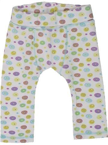 Legging niña ORCHESTRA blanco 6 meses verano #1432965_1