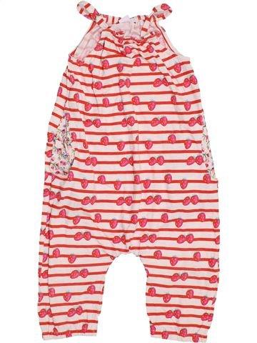 Combinación corta niña MINI CLUB rosa 5 años verano #1433001_1