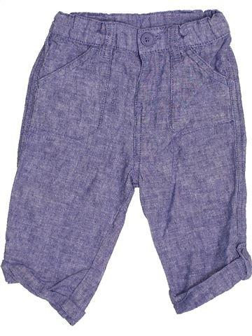Pantalón niño MATALAN azul 9 meses verano #1433076_1