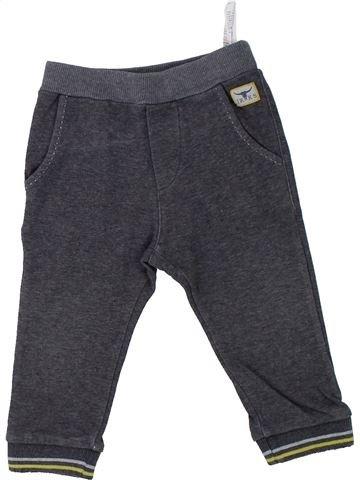 Pantalon garçon IKKS gris 8 ans hiver #1433187_1