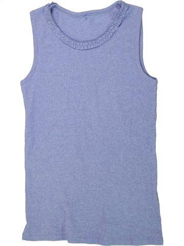 Camiseta sin mangas niña GEORGE azul 12 años verano #1433206_1