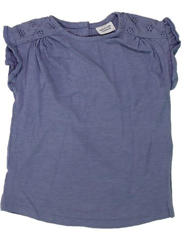 Camiseta sin mangas niña TAPE À L'OEIL azul 2 años verano #1433287_1