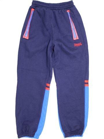 Pantalon garçon LONSDALE bleu 8 ans hiver #1433289_1