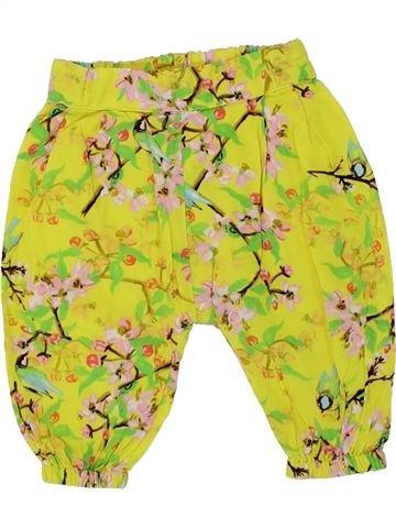 Pantalón niña MARKS & SPENCER verde 3 meses verano #1433324_1