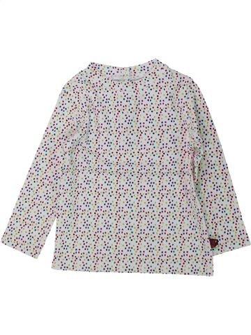 Camiseta de manga larga niña LA COMPAGNIE DES PETITS blanco 18 meses invierno #1433928_1