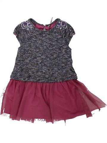Vestido niña ORCHESTRA violeta 3 años invierno #1433950_1
