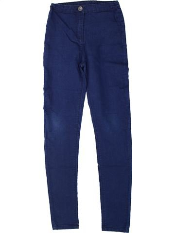 Jean fille CANDY COUTURE bleu 13 ans hiver #1434104_1