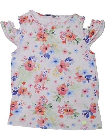 Camiseta de manga corta niña ORIGINAL MARINES blanco 6 años verano #1434234_1