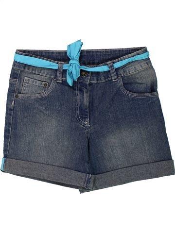 Short - Bermuda fille PEPPERTS bleu 12 ans été #1434311_1