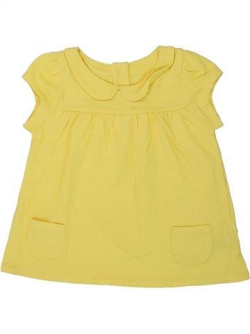 Túnica niña MARKS & SPENCER amarillo 6 meses verano #1434366_1