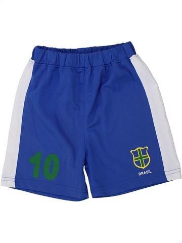 Short de sport garçon DUNNES STORES bleu 4 ans été #1436329_1