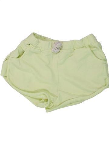 Short-Bermudas niña I LOVE GIRLSWEAR verde 7 años verano #1436461_1