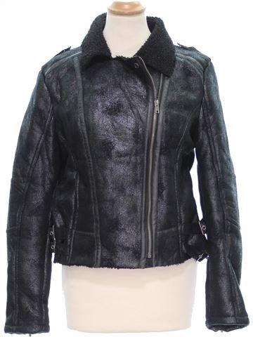 Vestes cuir simili femme PRIMARK 40 (M - T2) hiver #1437186_1