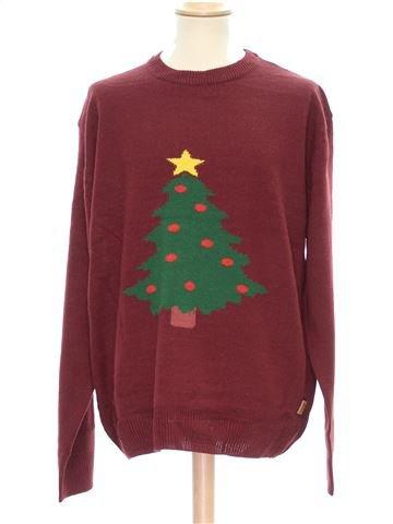 Jersey de Navidad Hombre mujer HOLMES & CO XXL invierno #1437867_1