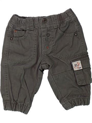 Pantalon garçon CHICCO gris 6 mois hiver #1438134_1