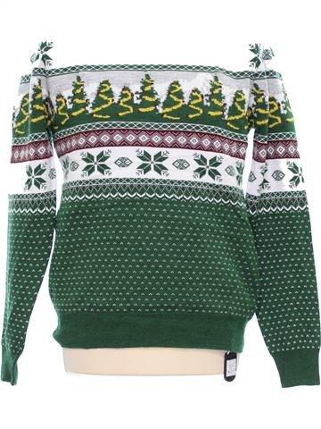 Pull de Noël Homme femme BURTON M hiver #1438766_1