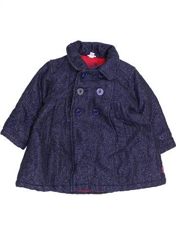 Anorak-Trinchera niña P'TIT BISOU azul 18 meses verano #1440445_1