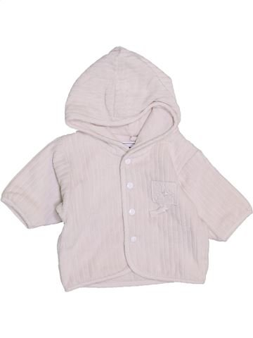 Chaleco niño SUCRE D'ORGE blanco 0 meses invierno #1440997_1