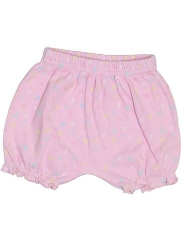 Short - Bermuda fille ZIP ZAP rose 1 mois été #1441489_1