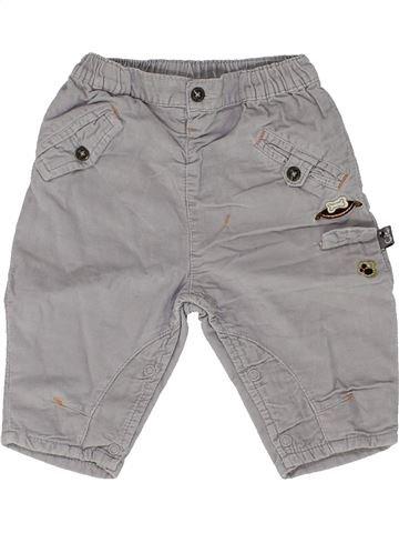 Pantalón niño LA COMPAGNIE DES PETITS gris 6 meses invierno #1441657_1