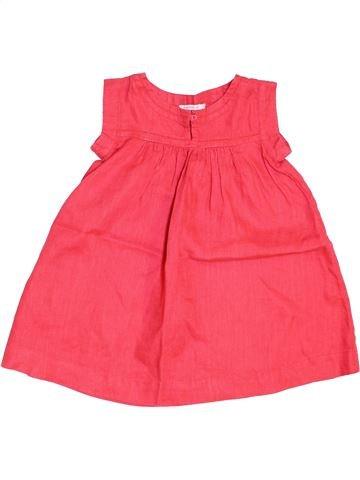 Robe fille MONOPRIX rose 3 ans été #1442225_1