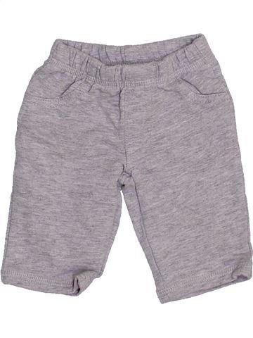 Pantalón niño CARTER'S gris 0 meses invierno #1442939_1