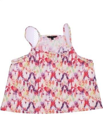 T-shirt sans manches fille CANDY COUTURE rose 15 ans été #1443018_1