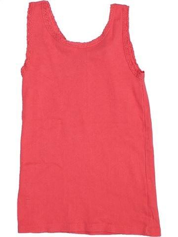 T-shirt sans manches fille I LOVE GIRLSWEAR rose 8 ans été #1443075_1
