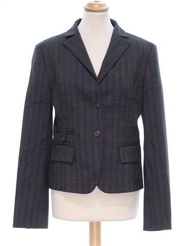 Veste de tailleur, Blazer femme BENETTON 42 (L - T2) hiver #1443458_1