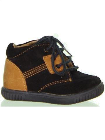 Zapatos con cordones niño ORCHESTRA beige 17 invierno #1444078_1