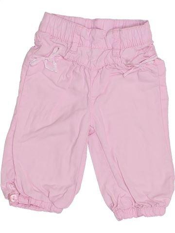 Pantalón niña TAPE À L'OEIL rosa 3 meses verano #1444156_1