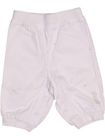 Pantalon garçon ESPRIT blanc 1 mois été #1444170_1