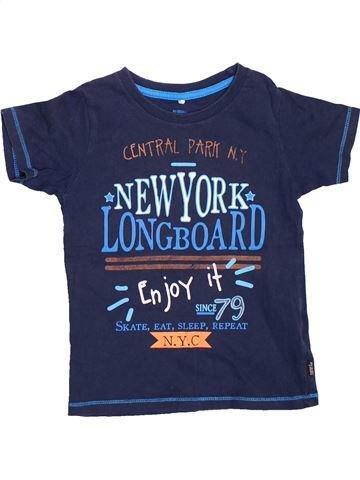 Camiseta de manga corta niño NAME IT azul 3 años verano #1444753_1