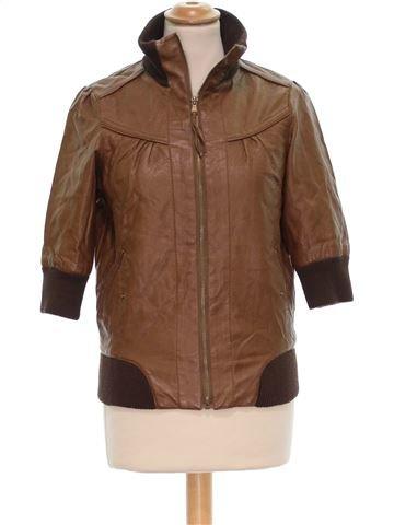 Vestes cuir simili femme PRIMARK 38 (M - T1) hiver #1446362_1