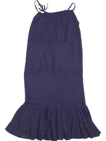 Robe fille MONOPRIX bleu 8 ans été #1446432_1