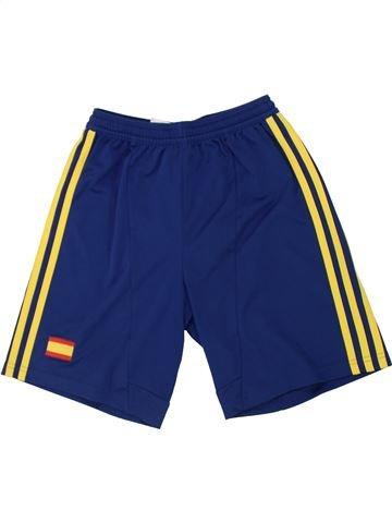 Short de sport garçon ADIDAS bleu 12 ans été #1446616_1