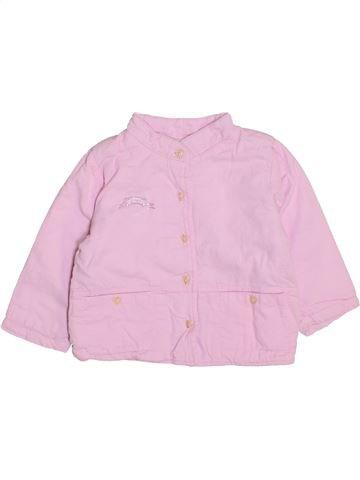 Chaqueta niña 3 POMMES rosa 9 meses invierno #1446906_1