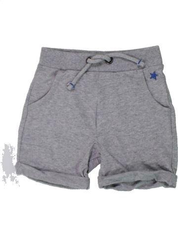 Short-Bermudas niño MOTHERCARE gris 18 meses verano #1447509_1
