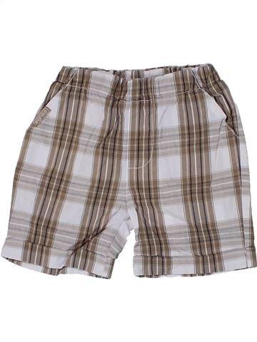 Short - Bermuda garçon MIGNOLO gris 6 mois été #1447817_1