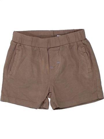Short-Bermudas niño CHICCO marrón 6 meses verano #1447837_1