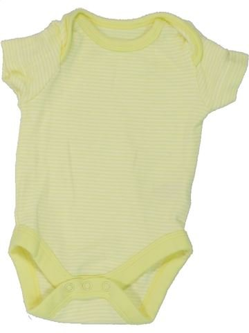 T-shirt manches courtes garçon MINI CLUB vert naissance été #1448007_1