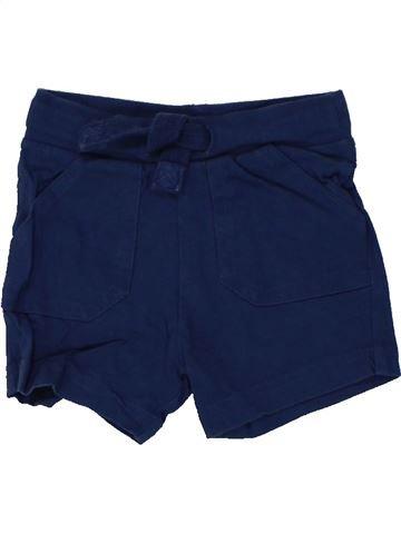 Short - Bermuda garçon F&F bleu 3 mois été #1448062_1