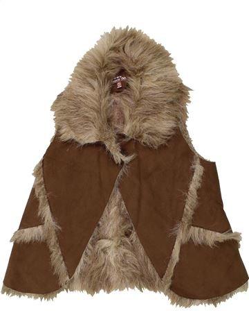 Chaleco niña MAYORAL marrón 7 años invierno #1448305_1