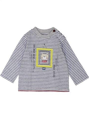 Camiseta de manga larga niño LA COMPAGNIE DES PETITS gris 6 meses invierno #1448535_1