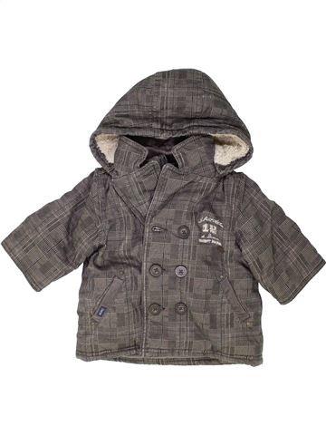 Manteau garçon SERGENT MAJOR gris 6 mois hiver #1448547_1