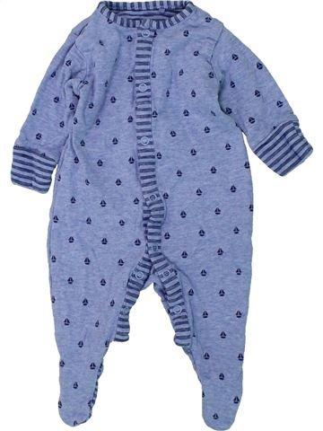 Pyjama 1 pièce garçon NEXT bleu 1 mois été #1448909_1