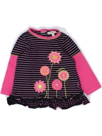 Camiseta de manga larga niña PREMAMAN rosa 6 meses invierno #1448920_1