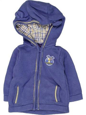 Chaleco niño SERGENT MAJOR violeta 6 meses invierno #1449057_1
